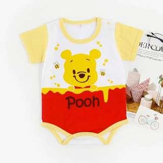 Baby Romper Winnie The Pooh
