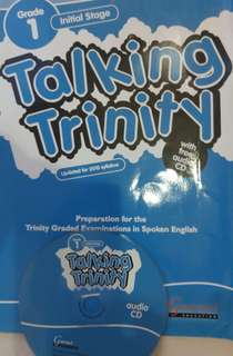 Trinity GESE 考試預備教材