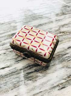 PA porcelain art 古董陶瓷小盒