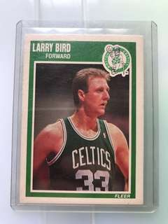 Larry Bird Vintage Card