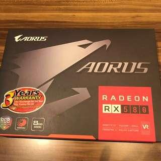 Aorus RX580 8GB