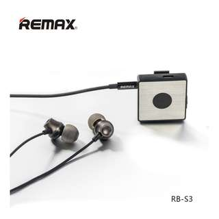 Remax RB-S3 In-Ear Headset Earpiece Wireless Bluetooth