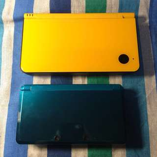 Nintendo DSi LL + 3DS Regular Bundle