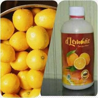 sari lemon murni dlemonie