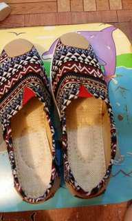 清貨泰國麻布鞋