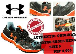 Authentic Under Armour Shoes
