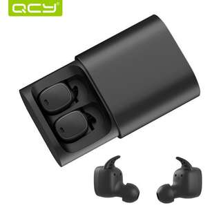 QCY T1 Pro True Wireless Bluetooth EarBuds Earpiece
