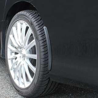 日本 汽車輛輪邊專用防泥擋