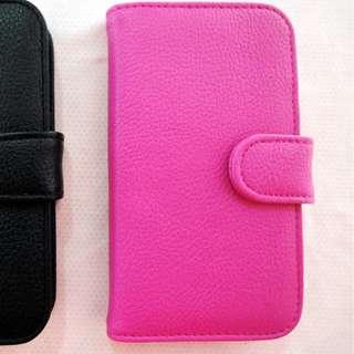摺合 手機 電話套 (粉紅) #2bdaysale