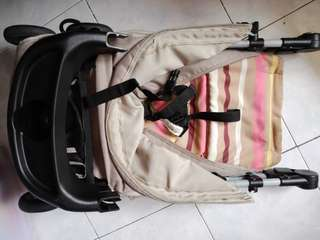 Stroller (not fully recline so not recommended for new born 👶)