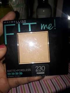 Maybelline Fit Me matte + poreless