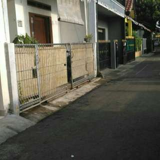 Rumah 2lt termurah di pondok kelapa Jakarta Timur