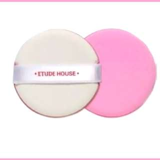 Etude My Beauty Tool Any Air Puff Pink (1pc)