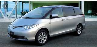 Toyota Previa 2.4 Auto 8-Seater Moonroof