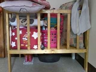 Crib (kahoy)