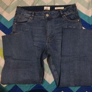 Jeans catton on