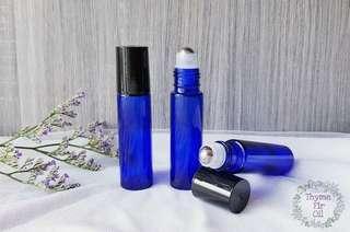 🚚 10ML Roller Bottles - Blue Color