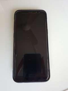 Samsung galaxy s8 plus black 64gb