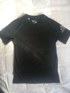 Adidas Prime Tee - Black - Size S