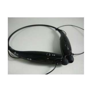 Headset Earphone Bluetooth LG Tone Plus