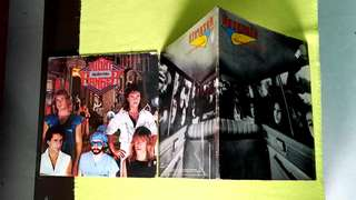 NAZARETH . close enough for rock 'n' roll ● NIGHT RANGER . midnight madness ( buy 1 get 1 free )  vinyl record