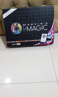 MARVIN'S Interactive Magic Set
