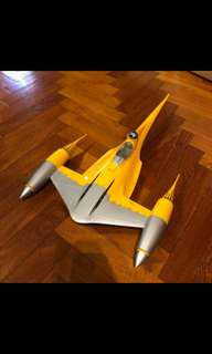Star Wars Figurine Naboo Royal N1 Fighter