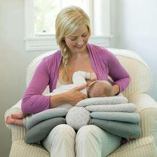 JOVCE ADJUSTABLE NURSING PILLOW