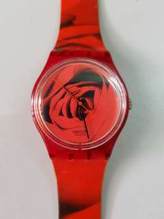 Swatch Watch - The Rose GR136