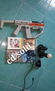 Ps move and gun