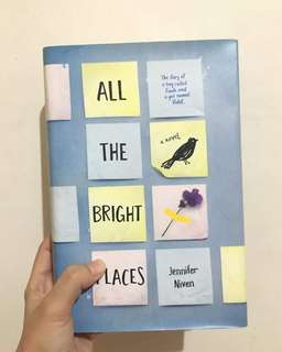 All The Bright Places Hardbound