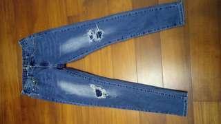 🚚 M號牛仔褲