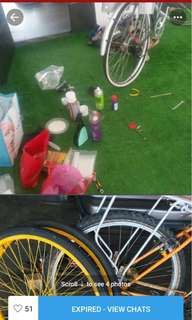 Bicycle repair servicing