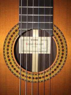 Yamaha Classical Guitar GC22C