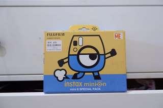 Minion Instant Camera