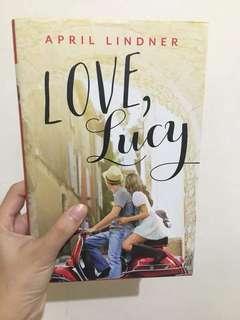 Love Lucy Hardbound