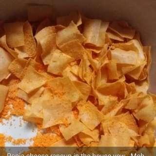 Poppy Cheese Crispy