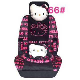 Shop : 18 in 1 HELLO KITTY CAR SEAT COVER