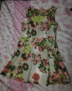 Floral Dress from Ochirly