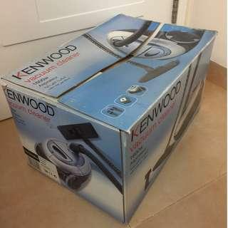 Kenwood 1600W Vacuum Cleaner 吸塵機(full set)