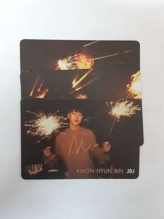 【Yes Card】JBJ