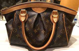 REPRICE Louis Vuitton Tivoli PM Bag Authentic