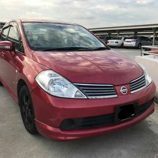 NISSAN LATION 2008 SUPER GOOD