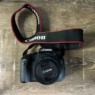 Canon EOS 600D + EF 50mm f/1.8STM
