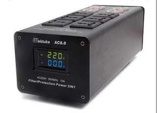 Weiduka AC8.8 Power Filter