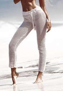 Crochet pants size small