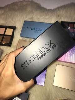 Smashbox eye palette