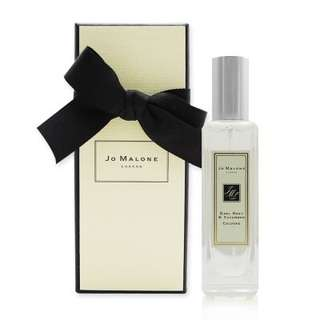🚚 Jo Malone 伯爵茶與小黃瓜 中性香水 30ml Earl Grey & Cucumber Cologne (含外盒,緞帶,提袋)