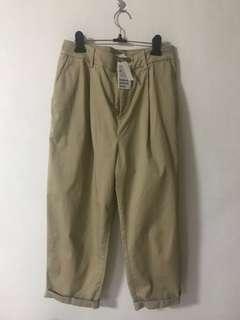 H&M Wide leg ankle pants