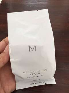 Refill Missha Magic Cushion Shade 23